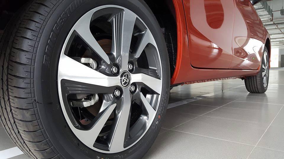 Toyota Yaris 2018 giá tốt nhất trên thị trường